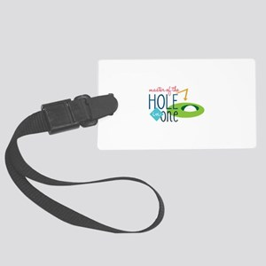 Golf Masater Luggage Tag