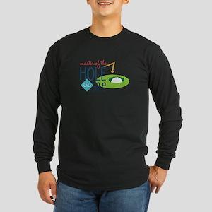 Golf Masater Long Sleeve T-Shirt