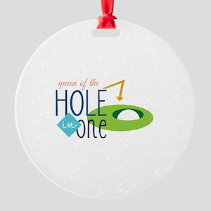 Golf queen Ornament