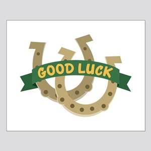 Good Luck Posters