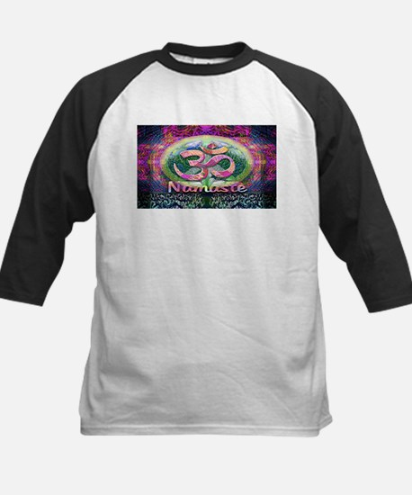 Namaster Tree of Life Peace Symbol Baseball Jersey