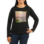 Life Begins At Conception Long Sleeve T-Shirt