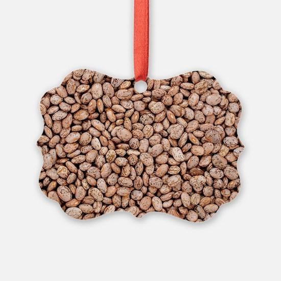 pinto beans Ornament