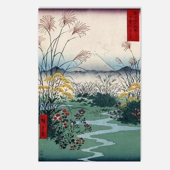 Otsuki Fields In Kai Prov Postcards (Package of 8)