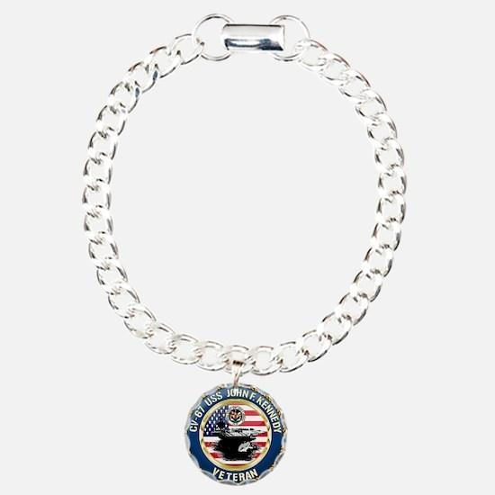 CV-67 USS John F. Kenned Bracelet