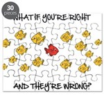 What if you're right Puzzle