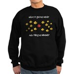 What if you're right Sudaderas
