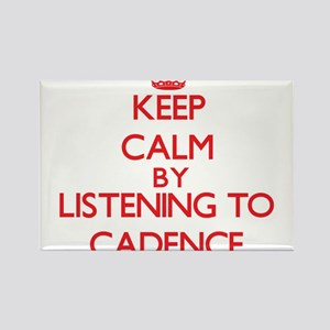 Keep calm by listening to CADENCE Magnets