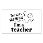 I'm a Teacher Sticker