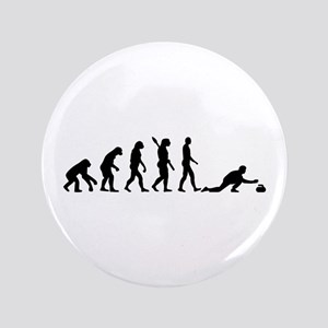 "Curling evolution 3.5"" Button"