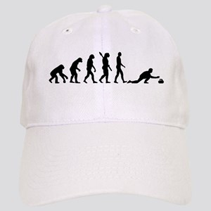 Curling evolution Cap