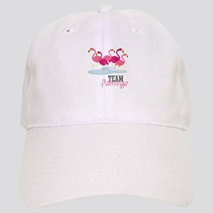 Team Flamingo Baseball Cap