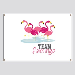 Team Flamingo Banner
