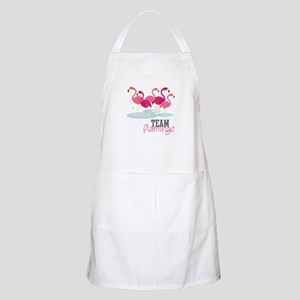 Team Flamingo Apron