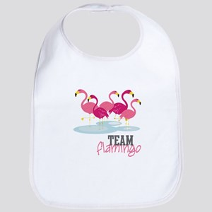 Team Flamingo Bib