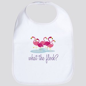 What The Flock Bib