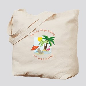 Only Things Missing Tote Bag
