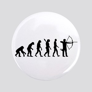 """Evolution Archery 3.5"""" Button"""