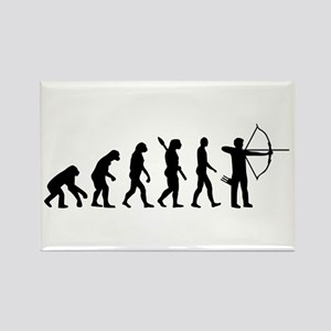 Evolution Archery Rectangle Magnet