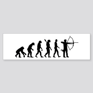 Evolution Archery Sticker (Bumper)