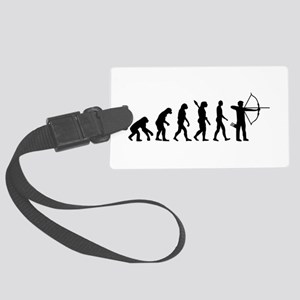 Evolution Archery Large Luggage Tag