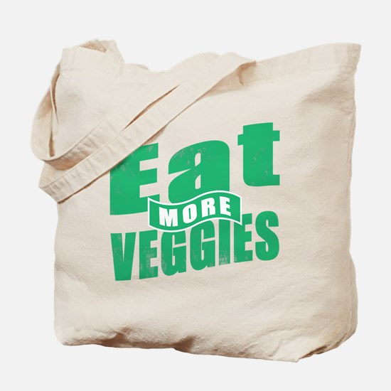 Unique Eat more vegetables Tote Bag