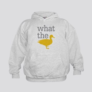 What The Duck? Kids Hoodie