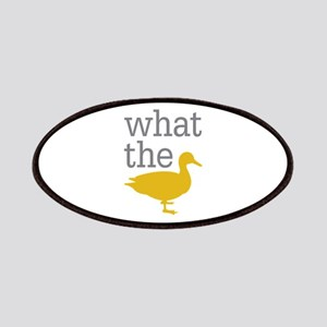 What The Duck? Patches