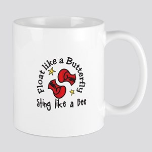 Sting Like A Bee Mugs