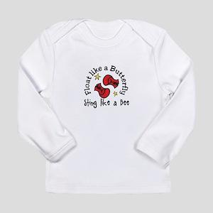 Sting Like A Bee Long Sleeve T-Shirt
