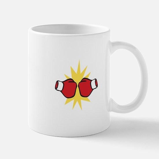 Boxing Punch Mugs