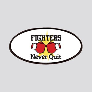 Fighters Never Quit Patches