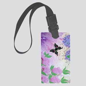 New Guinea Delight Large Luggage Tag