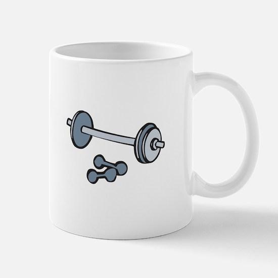Weight Lifting Mugs