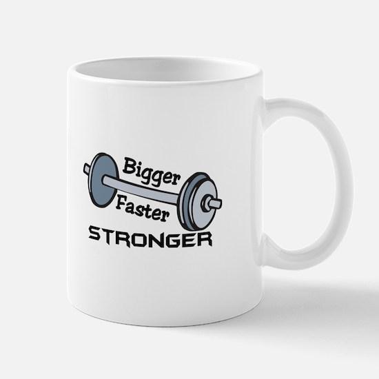 Weightlifting Mugs