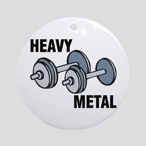Heav Metal Ornament (Round)