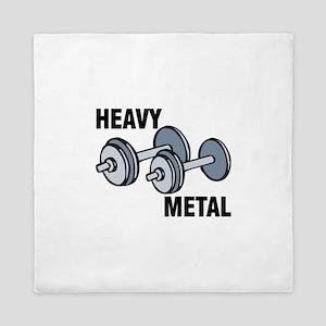 Heav Metal Queen Duvet