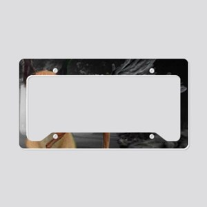 Bently 2 License Plate Holder