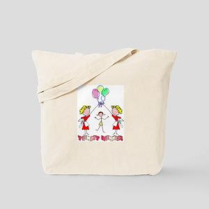Yummy Mummies Girls Tote Bag