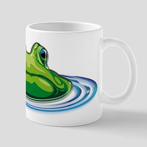 Frog From the Deep Lagoon Mugs