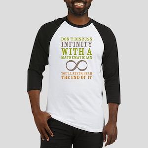 Infinity Math Baseball Jersey
