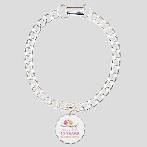 10th Anniversary Persona Charm Bracelet, One Charm