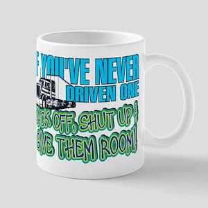 Trucker Back Off Mugs