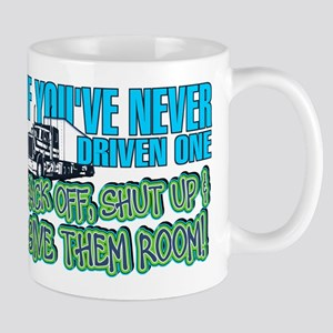 Trucker Back Off Mug