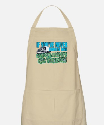 Trucker Back Off Apron