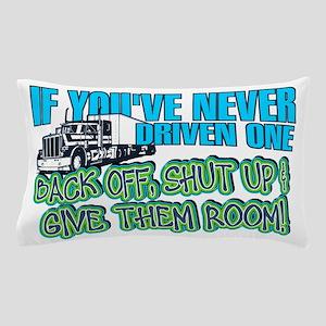 Trucker Back Off Pillow Case