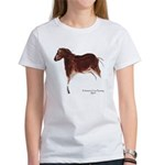 Horse Cave Painting Women's T-Shirt