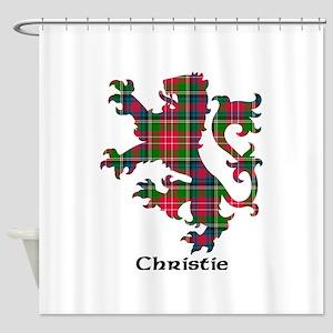 Lion - Christie Shower Curtain