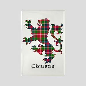 Lion - Christie Rectangle Magnet