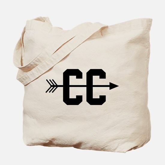 Cross Country CC Tote Bag